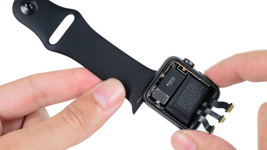where to repair apple watch
