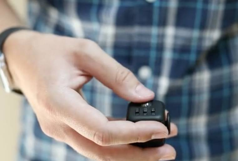 Get away from fidgeting through fidget cube